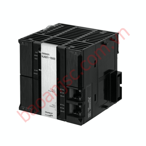 Khối CPU Omron NJ series