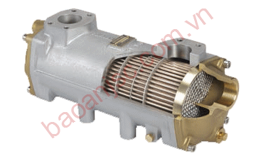 Vat lieu che tao oil cooler ALLIED HEAT TRANSFER - BOWMAN