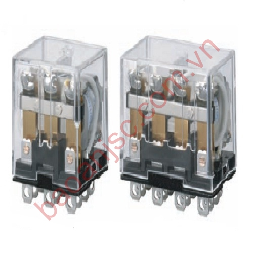 Rơ le trung gian Omron LY2 series LY2I4N DC12
